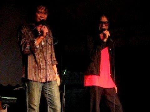CINTA KRISTAL-ZAMANI SLAM feat  IZAM ROCK STEADY