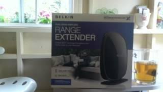 belkin range extender review
