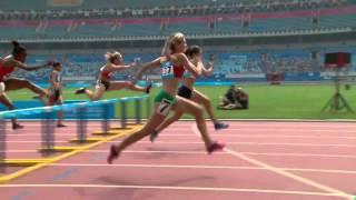 Юношеские олимпийские игры 2014, легкая атлетика