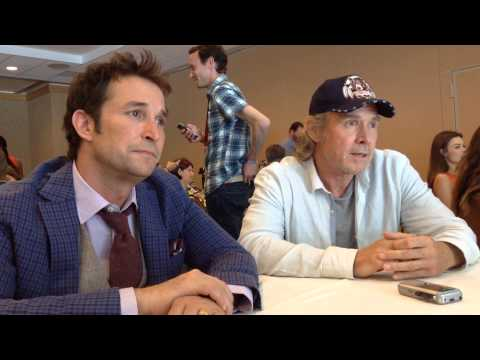 Falling Skies Interview: Noah Wyle and Will Patton Discuss Weaver and Tom