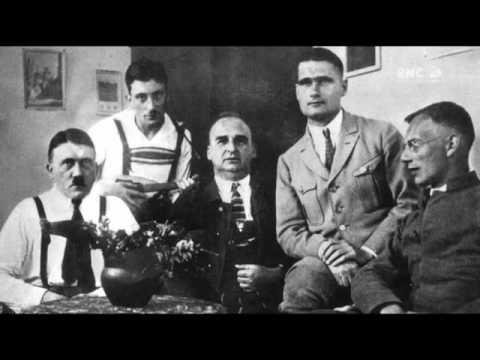 Rudolph Hess: le mentor d'Hitler