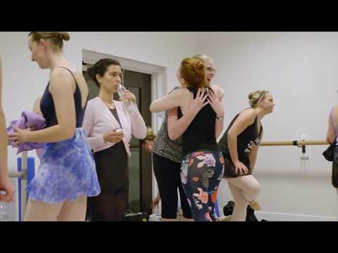 West Australian Ballet Adult Ballet Classes
