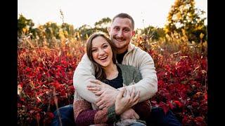 Cathryn & Scott 2020 wedding livestream