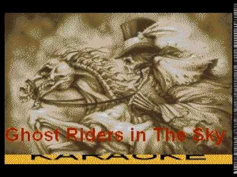 Outlaws   Ghost Riders In The Sky karaoke