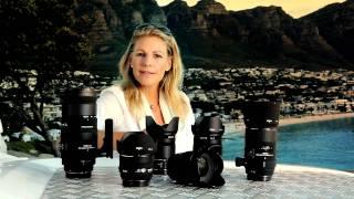 SIGMA TV Spot - Foto-Hotspot Südafrika
