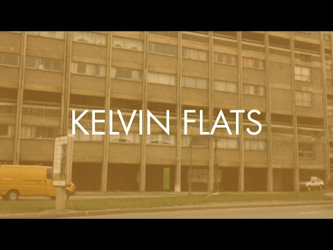 Picturing Sheffield - Kelvin Flats