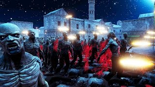20,000 Zombies VS 1,300 WW2 Soldiers(NEW Unit Ordering) - Ultimate Epic Battle Simulator