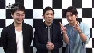 『ダンガンロンパ THE STAGE』出演者コメント動画(小高和剛(スパイク...