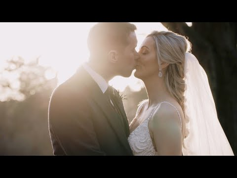 Kim + Steven | Blessed With Beautiful December Sunshine | Cinematic Wedding Film | Inglewood House