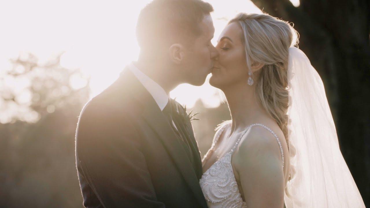 Kim + Steven | Blessed With Beautiful December Sunshine | Cinematic Wedding Film | Inglewood House