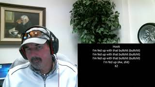 FED UP WITH THE BULLSHIT  -  BIG L - REACTION/SUGGESTION