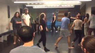 Calarts african dance