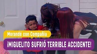¡Miguelito sufrió terrible accidente! - Morandé con Compañía 2017