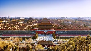 Пекин. Прогулка по туристическим местам