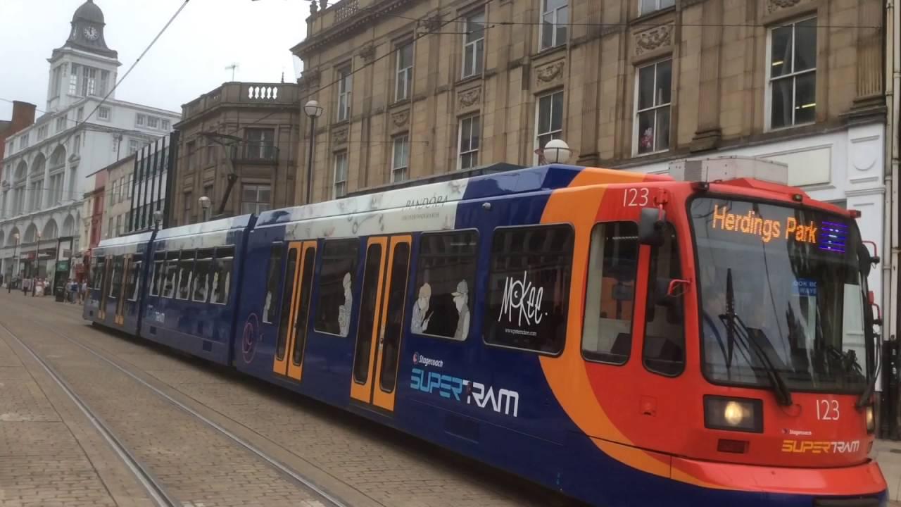 FOCUS TRANSPORT: Multi-million pound investment in Sheffield's ...