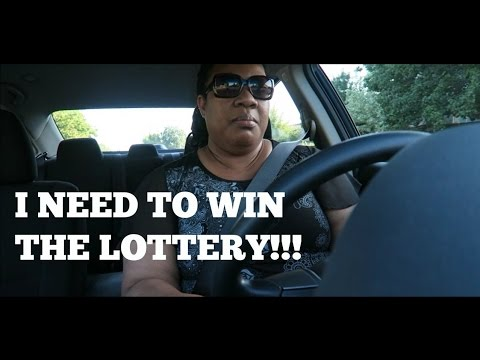 i want to win the lottery