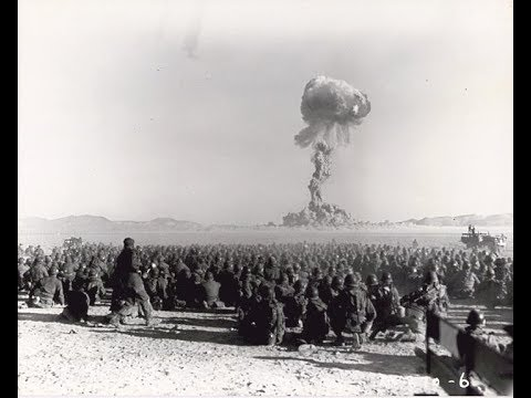 Insane Facts About the Nevada Test Site