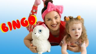 Bingo dog Song + more Kids Songs and Nursery Rhymes. Songs for childrens  by Sasha Kids Channel.