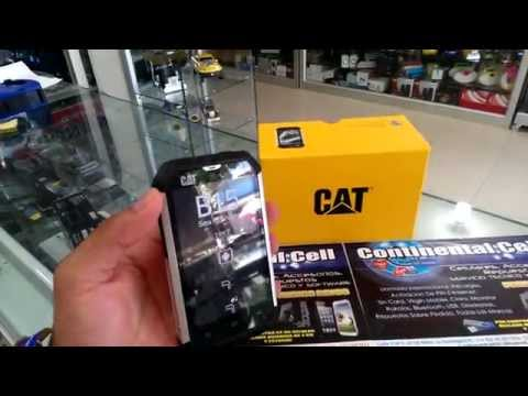 Cat B15q: Outdoor Cell Phone with Android in the Test