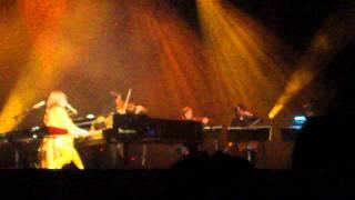Tori Amos -Snow Cherries For France.live from milan,italy.teatro degli Arcimboldi 7 10 2011