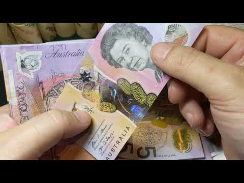 $5 Australian Banknote Hunting - Notes Worth Money