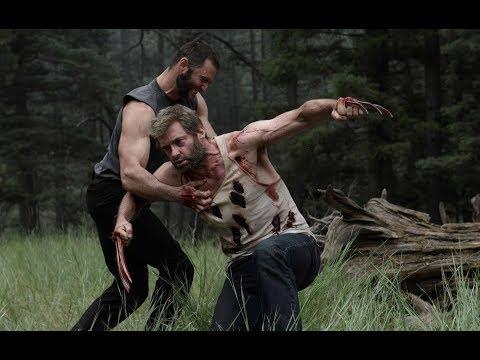 Escena Final de Logan 2/3 Español Latino