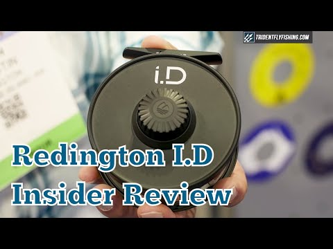 Redington ID Fly Reel - John Preston Insider Review
