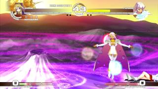 Arcana Heart 3 Final Stage