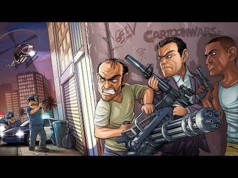 A Grand Theft Auto története - Első rész