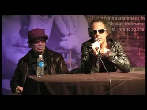 Suicide at Moogfest 2011: A Press Conference with Alan Vega & Martin Rev
