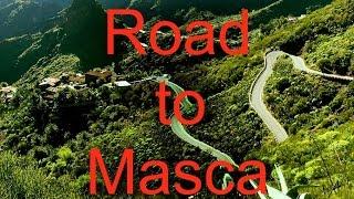 КАНАРЫ: Дорога на Маску на острове Тенерифе... MASCA TENERIFE CANARY ISLANDS SPAIN(Путешествие в Голливуд: Ответы на вопросы и наш Форум http://anzortv.com/forum КАНАРЫ: Дорога на Маску на острове Тенер..., 2015-08-10T13:11:14.000Z)