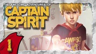 THE AWESOME ADVENTURES OF CAPTAIN SPIRIT 🧒🏼 #1: Der kleine Chris und seine Superkräfte