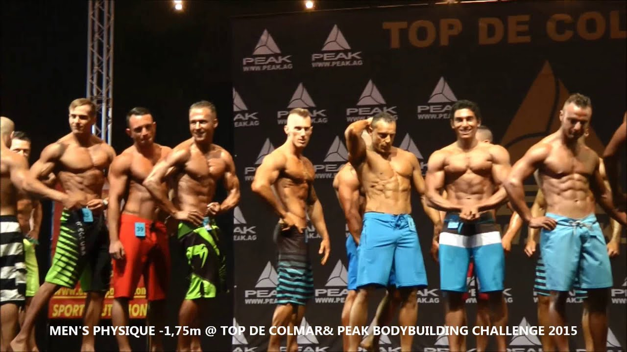 how to train for a physique competition