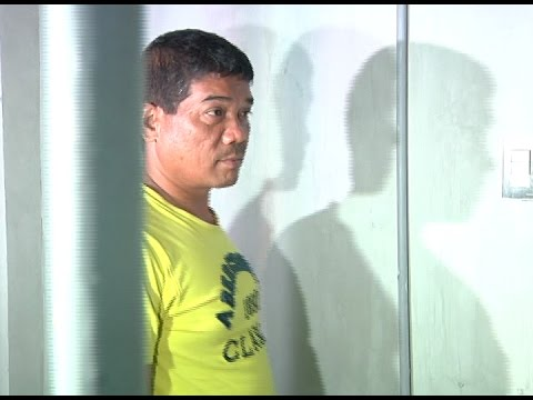 Ronnie Dayan now detained at Muntinlupa City Jail