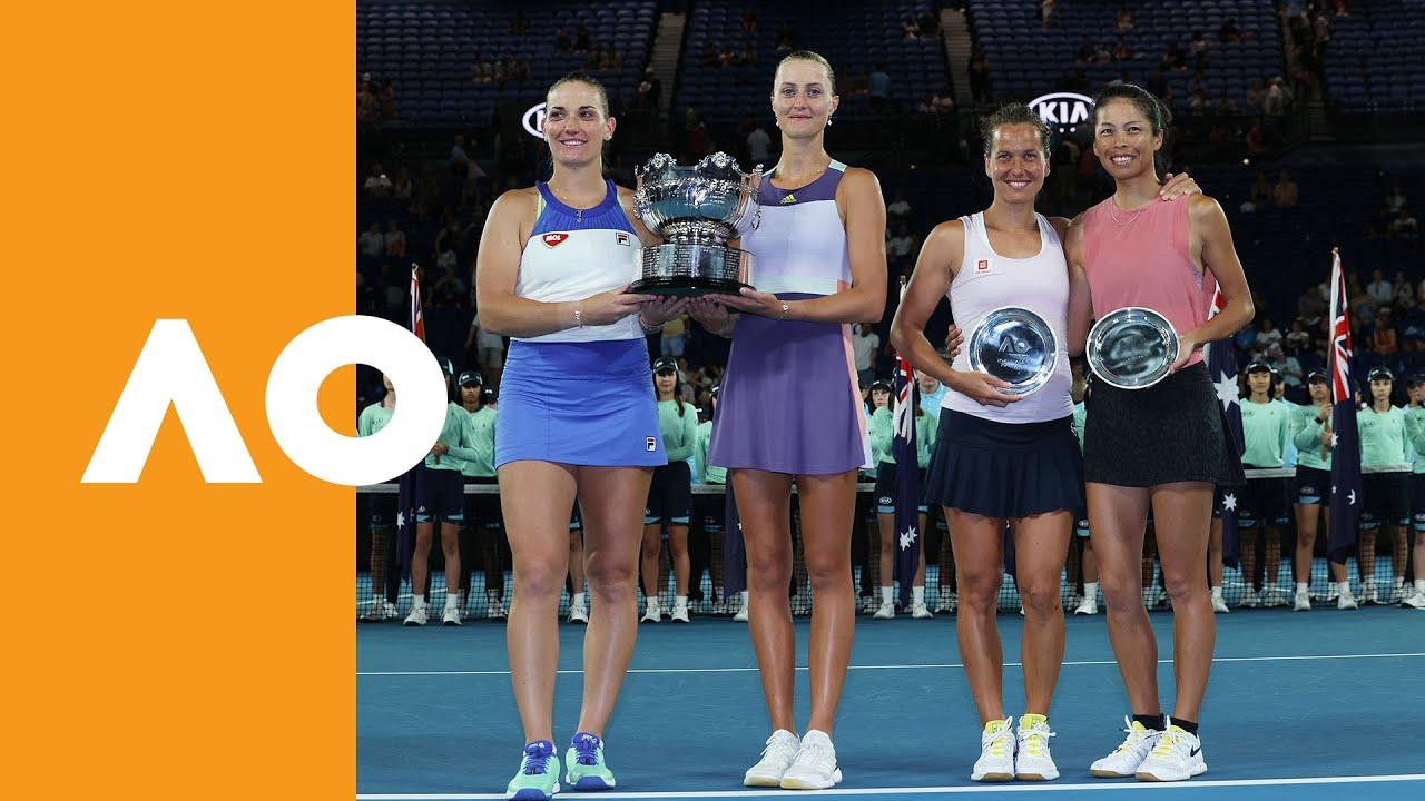 2019 Australian Open – Women's Doubles