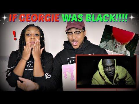 If Georgie was Black  IT Parody  Joshua Mar REACTION!!!