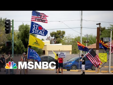 Trump Loyalists Seek To Replicate AZ 'Audit' In More States | All In