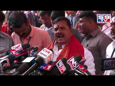 Secunderabad Ujjaini Mahankali Bonalu Press Meet Swamy Goud  S9tv News