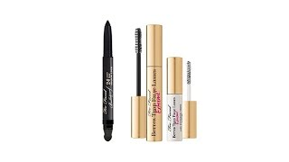 Too Faced BrushOn Lash Extension and Eyeliner Set