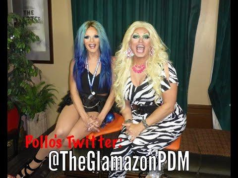 Pollo Del Mar Interviews Willam, RuPaul's Drag Race Star