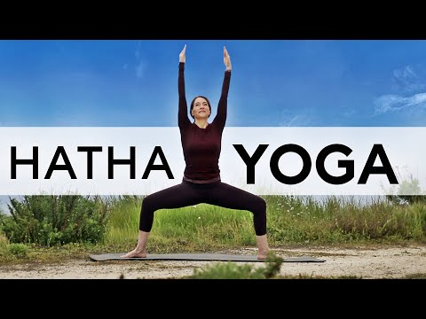 45 Minute Hatha Yoga (Boost Your Immune System!)