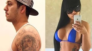 Rob Kardashian Is DONE with Pregnancy Weight!