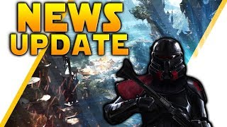 NEWS UPDATE: Next CS Map, Player-count, Potenial Future Content & More - Battlefront 2