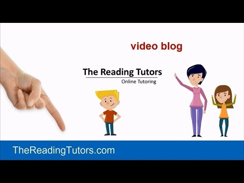 Reading Comprehension Difficulties - The Reading Tutors