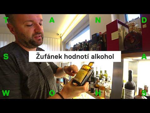 Co je nejlepší pití? Jameson, Tuzemák, Ruský standard, Tatranský čaj, Becherovka...? (názor Žufánka)