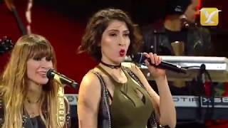 HA*ASH - No te Quiero Nada - Festival de Viña del Mar 2018 #VIÑA #CHILE #FESTIVALDEVIÑA