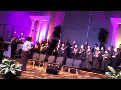 "POK Choir Sings ""Psalms 150"""