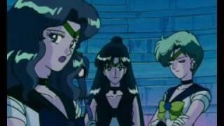 Trasformazione e Presentazione Outer Sailor Senshi ITA [HD]