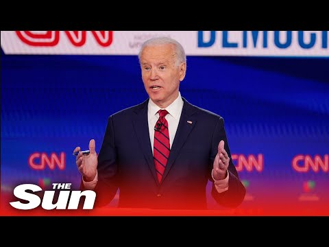 Joe Biden Vows To Select A Woman Vice President And Appoint A Black Woman On The Supreme Court