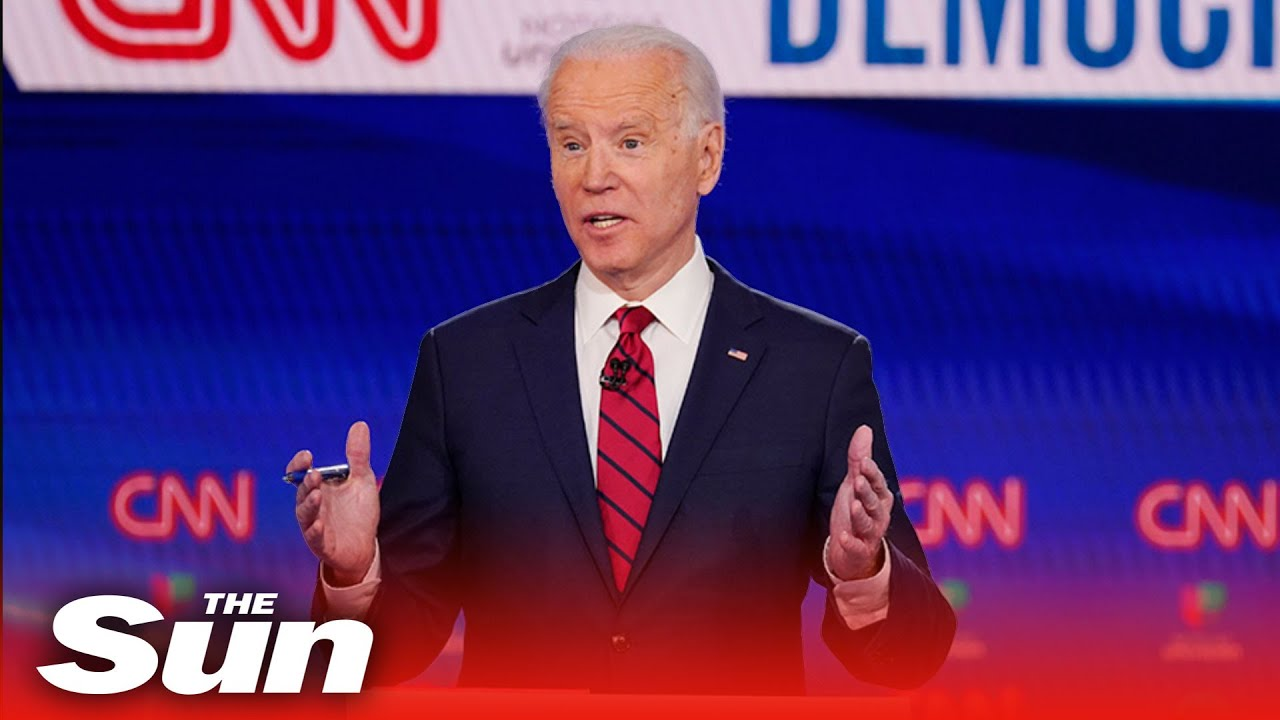 Joe Biden vows to select a woman Vice President and appoint a black woman on the Supreme Court - You
